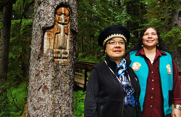Alaska Native Voices team members
